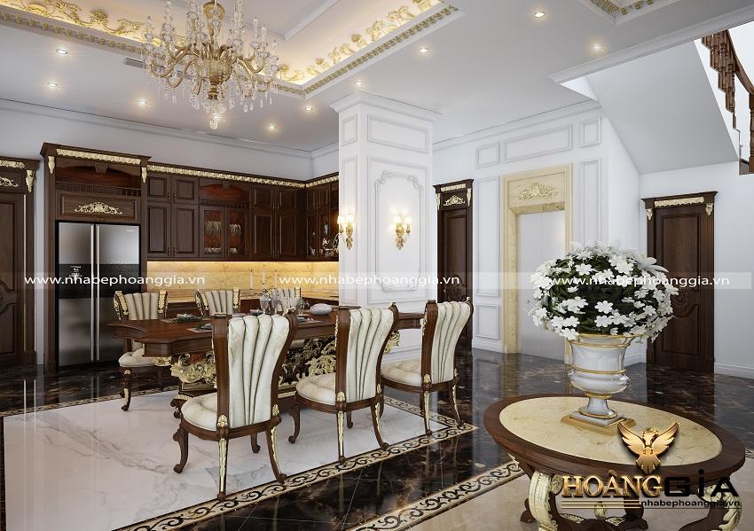 mẫu thiết kế nội thất đẹp cho nhà biệt thự năm 2019