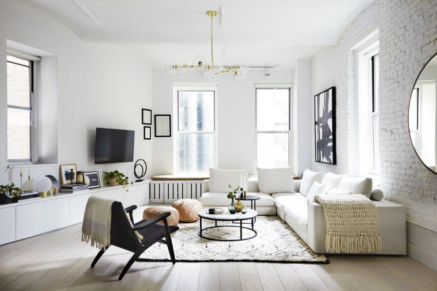 Phong cách nội thất đương đại - chọn lựa của đẳng cấp
