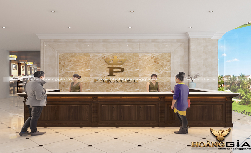Thiết kế khách sạn bãi biển Hải Tiến