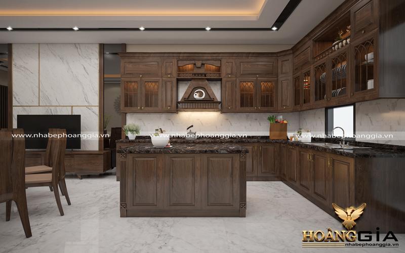 Mách bạn cách bố trí tủ bếp cho không gian bếp nhà bạn
