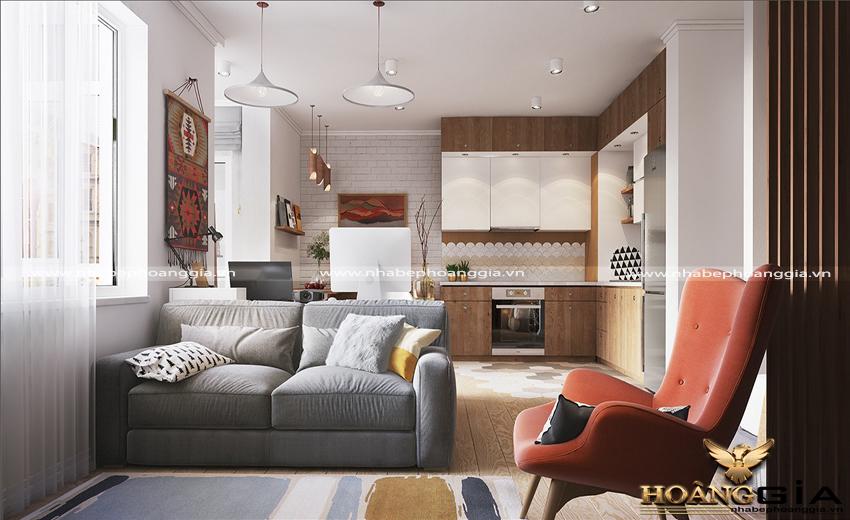 Thiết kế nội thất chung cư và những điều bạn nên biết