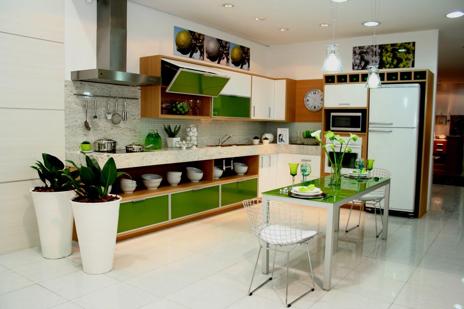 Cách bài trí cây xanh trong phòng bếp hợp phong thủy nhất